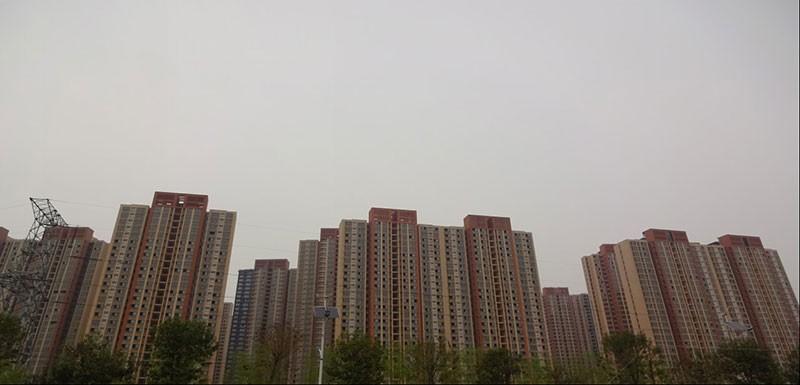 郑州国际物流园区锦祥花园二期
